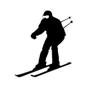 villa aina skiing