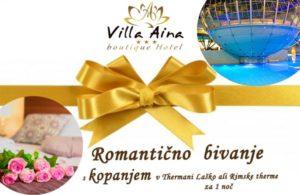 Villa Aina Gift Voucher 1 Night Swimming
