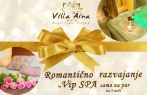 Villa Aina Gift Voucher 3 Nights
