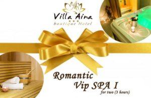 Villa Aina Gift Voucher SPA 1 3h