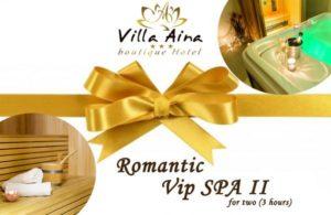 Villa Aina Gift Voucher SPA 2 3h