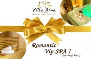 Villa Aina Gift Voucher SPA1 2h