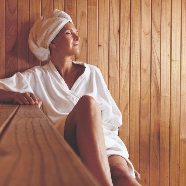 Villa Aina Special Offers Sauna Woman
