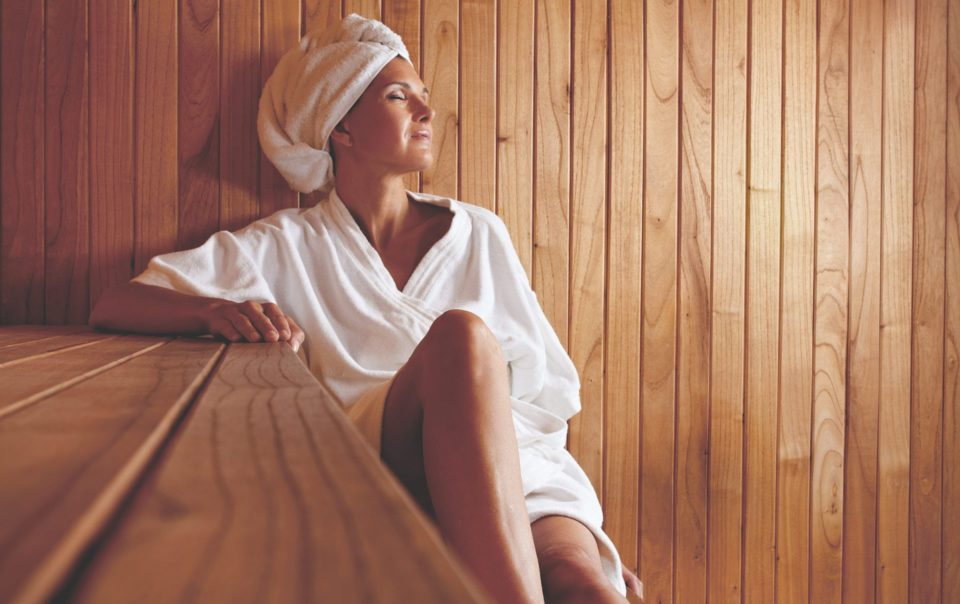 Villa Aina Special Offers Sauna Woman